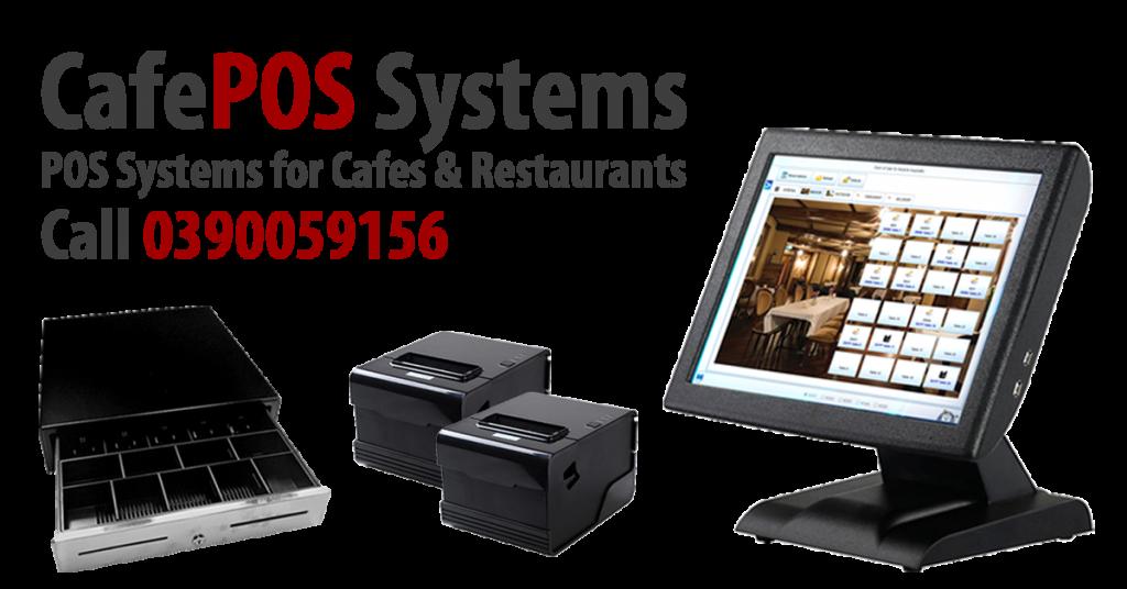 Cafe POS System - Restaurant POS System